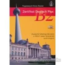 Tankönyvsprint Zertifikat Deutsch Plus B2cd